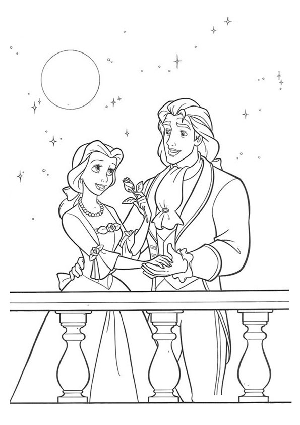 The-belle-and-the-prince