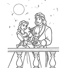 the belle and the prince