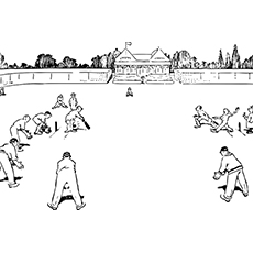 Cricket Coloring Page to Print