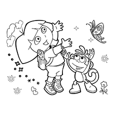 Top 10 Free Printable Nickelodeon Coloring Pages Online