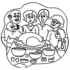 The-family-having-thanksgiving-meal