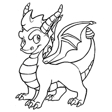 Top 10 Free Printable Chinese Dragon Coloring Pages Online