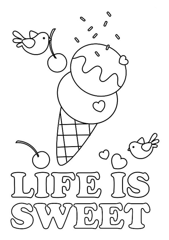 The-ice-cream-makes-life-sweet
