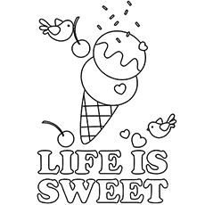 The-ice-cream-makes-life-sweet