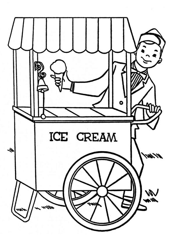 The-ice-cream-truck