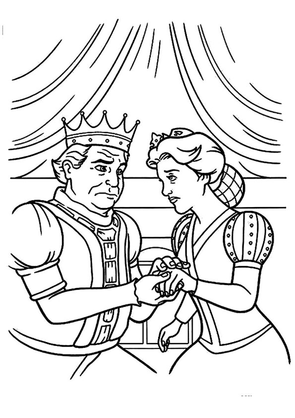 The-king-and-queen