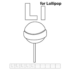 The-l-for-lollipop