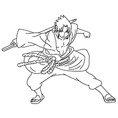 The Naruto As Hokage