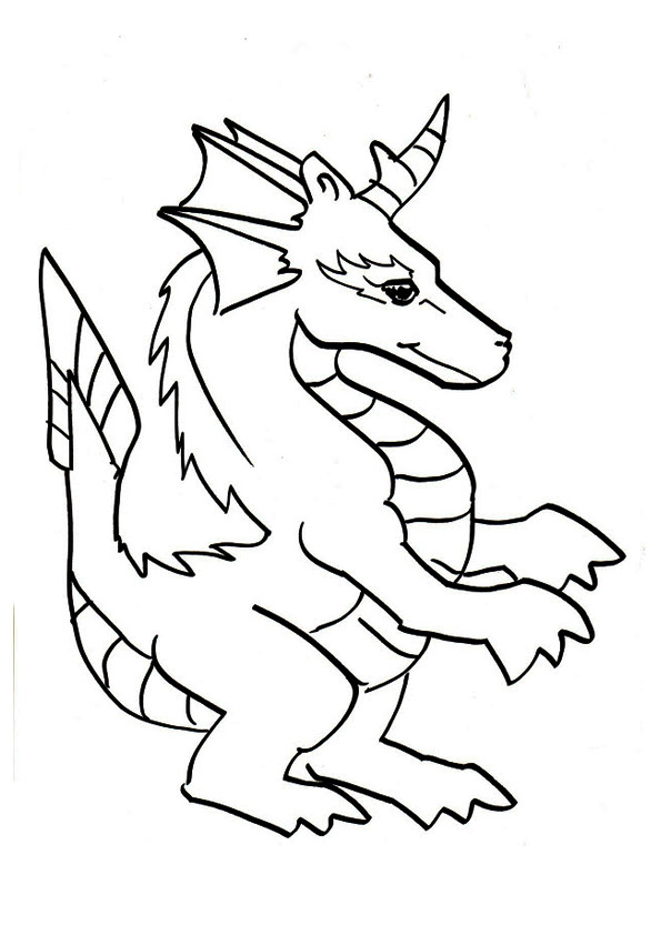 The-one-horned-dragon