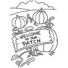 Top 25 Free Printable Pumpkin Patch Coloring Pages Online - Coloring-sheets-for-boys
