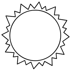 the sun circle
