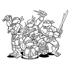 Top 10 Free Printable Nickelodeon Coloring Pages Online Free Printable Color Pages