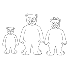 Three Bears Smiling 17