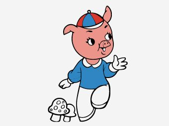 Top 10 Three Little Pigs Coloring Pages Your Toddler Will Love
