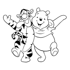 Tigger And Pooh 16