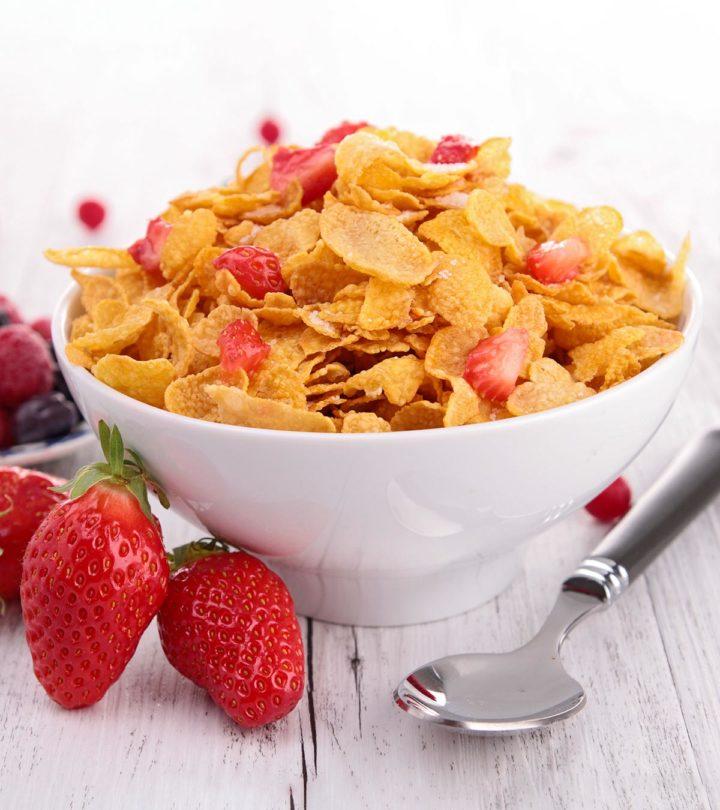 best cereal for pregnancy