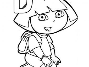 Top 10 Letter D Coloring Pages For Your Little Ones