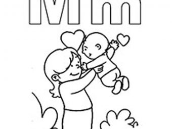 Top 10 Letter 'M' Coloring Pages For Your Little Ones