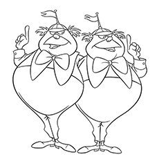 Tweedledum and Tweedledee 16