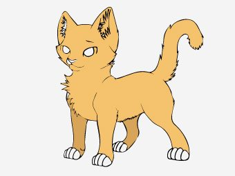 25 Best Warrior Cats Coloring Pages For Your Naughty Kid