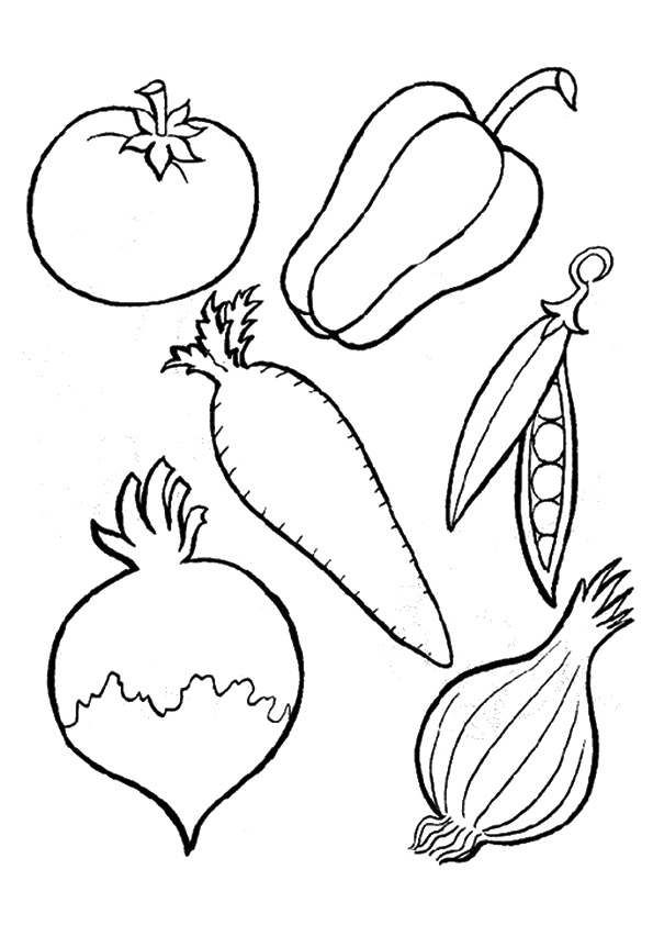 array-of-vegetables