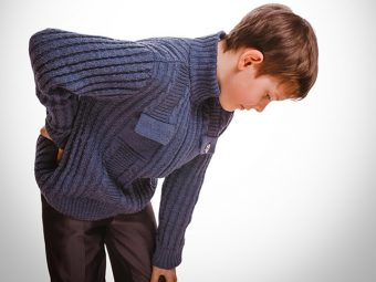 Back Pain In Children - Causes, Symptoms And Remedies