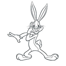 84 Top Bugs Bunny Coloring Pages Images  Images