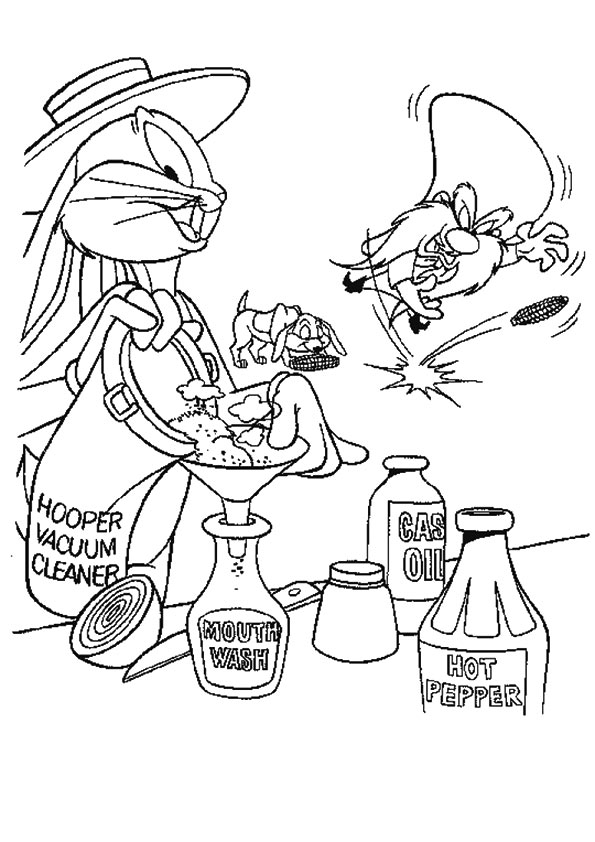 bugs-bunny-coloring-pages-9