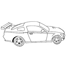 cars_coloring_sheet cars coloring sheet - Sports Coloring Sheets To Print