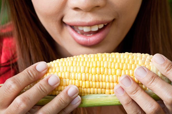 corn during pregnancy