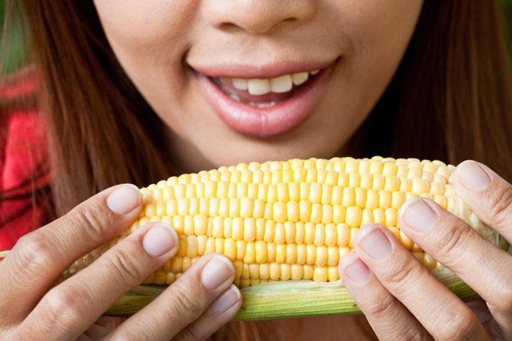 corn during pregnancy