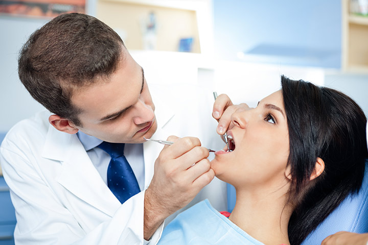 dental visit during pregnancy