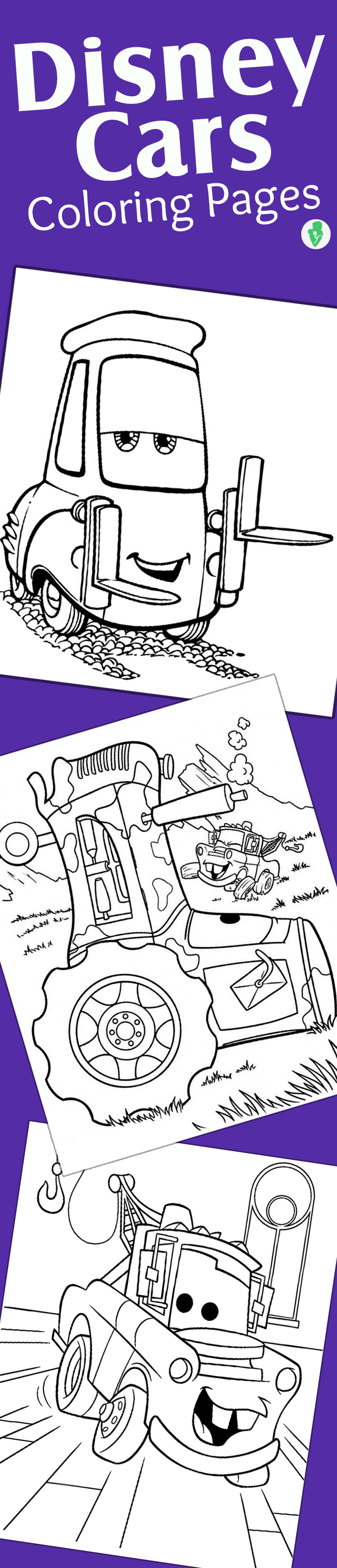 Colouring in pages disney cars - Colouring In Pages Disney Cars 59