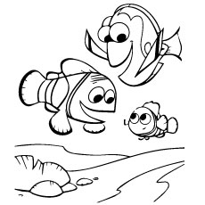 They Finally Found the Nemo to Color
