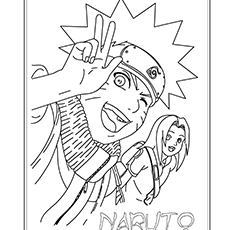 free-printable-naruto coloring pics