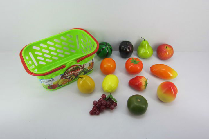 garden fruits and vegetables