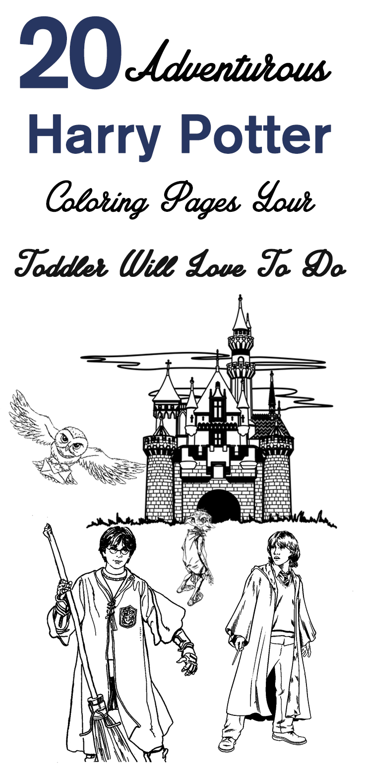 Free coloring pages harry potter - Free Coloring Pages Harry Potter 41