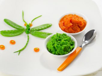 10 Simple Guidelines You Should Follow While Making Vegetable Puree For Your Baby