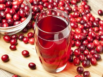 Is It Safe To Consume Cranberry Or Cranberry Juice During Pregnancy?