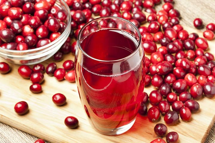 is it safe to eat cranberry