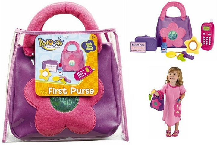 12 My First Purse