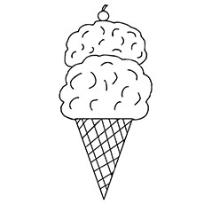 Sweet image intended for ice cream printable