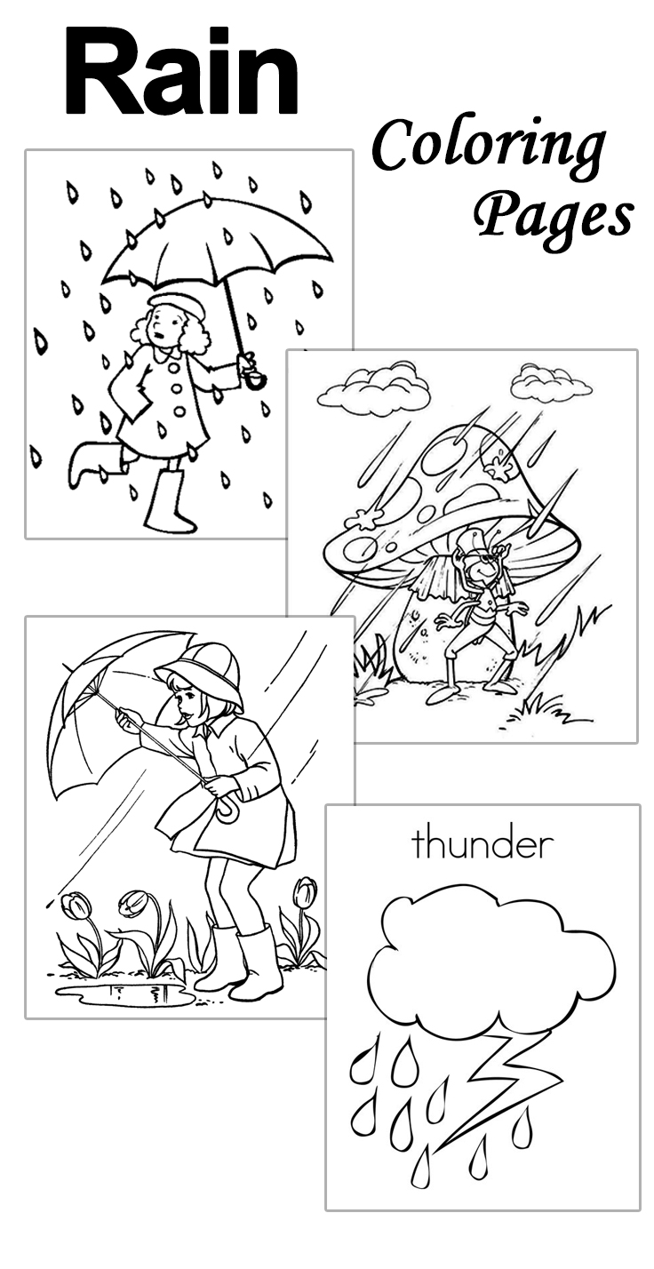 Rainy Season Worksheets For Kindergarten weather worksheets for – Seasons Worksheets for Kindergarten