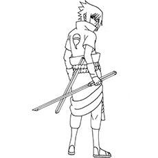 sasuke coloring pages Top 25 Free Printable Naruto Coloring Pages Online sasuke coloring pages