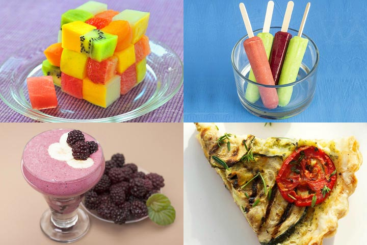 6 simple summer recipes for kids and 10 healthy food options summer cooking recipes forumfinder Images