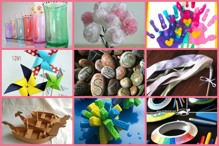 Top 10 Summer Craft Ideas For Preschoolers And Kids