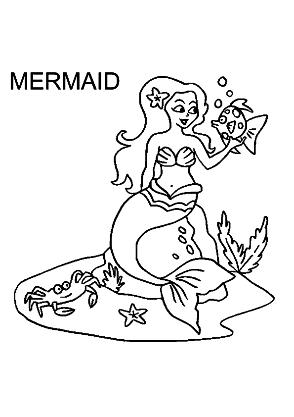 the-'m'-for-mermaid