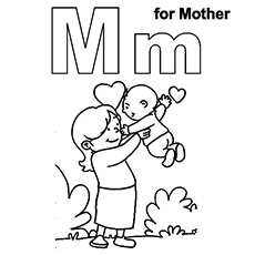 The M For Mother