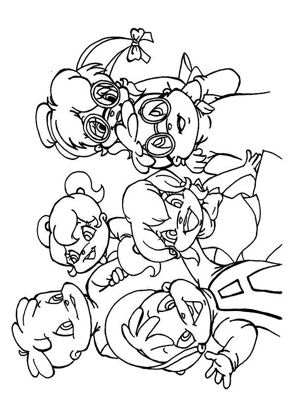 the-Chipmunks-gang