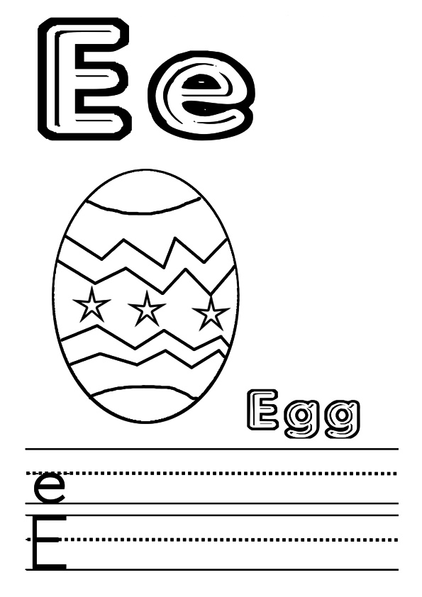 the-E-or-e-is-for-egg